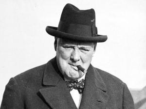 Winston Churchill un mare țepar al atelierelor de croitorie
